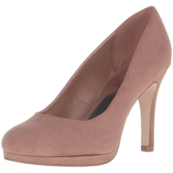 Madden Girl Womens Dolce Closed Toe Classic Pumps