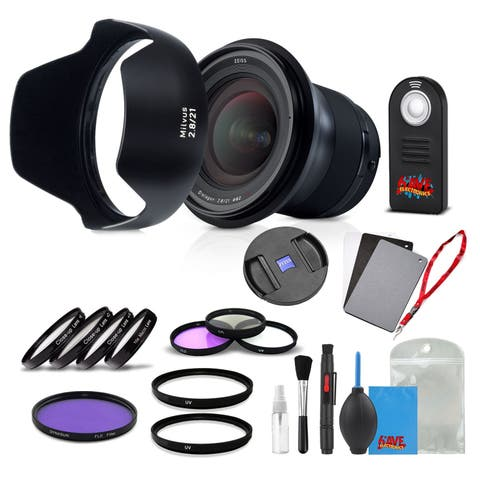 Buy Zeiss Lenses Online at Overstock | Our Best Camera Accessories Deals
