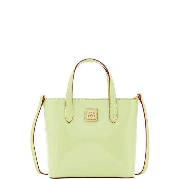 cbc2ed3a6 Dooney & Bourke Patent Mini Waverly (Introduced by Dooney & Bourke  at $188