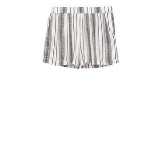 Bobeau Sahara Sand Stripe Short
