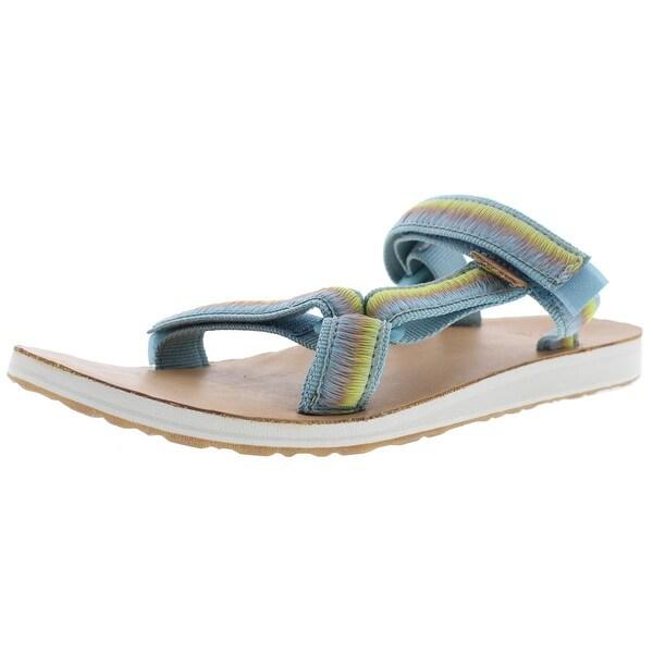 Teva Womens Universal Sport Sandals Ombre Slide