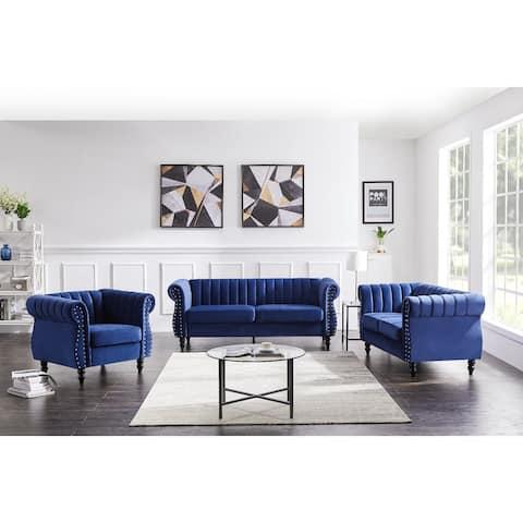 Westwood Velvet Sofa