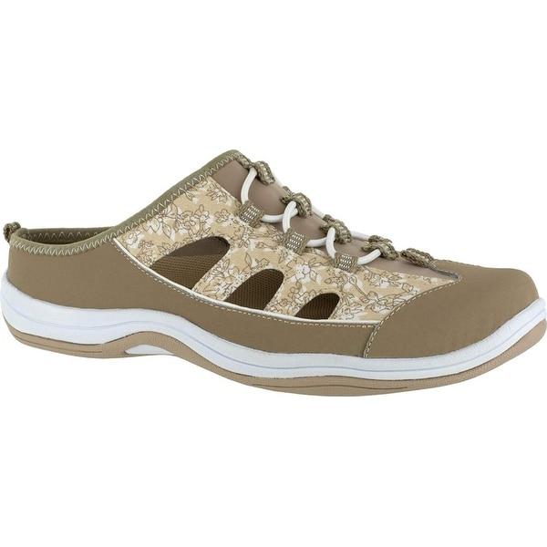 Easy Street Womens Barbara Low Top Slip On Fashion Sneakers