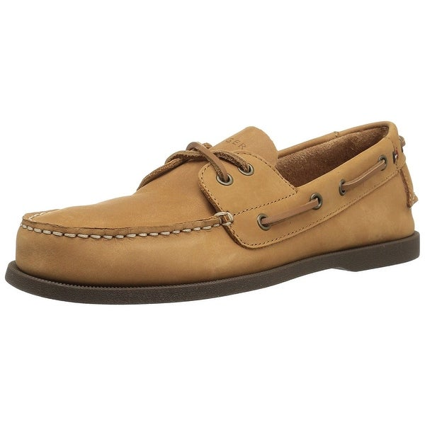 3186c9c8f2e0eb Shop Tommy Hilfiger Men s Bowman10 Boat Shoe - 9.5 - Free Shipping ...