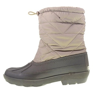 Dirty Laundry Womens Booster Pak Quilted Winter Pac Boots
