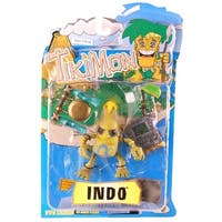 Tikimon Series 1 Indo Action Figure - multi