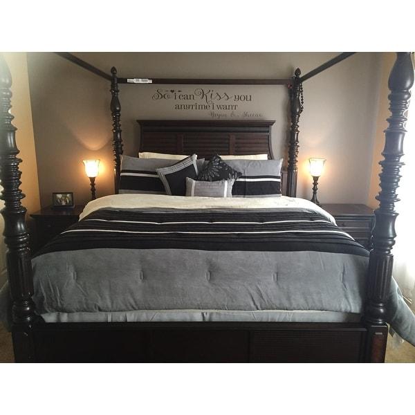 c5ee5dcfcf3 Shop Madison Park Porter Black  Grey Comforter Set - Free Shipping Today -  Overstock - 11417796