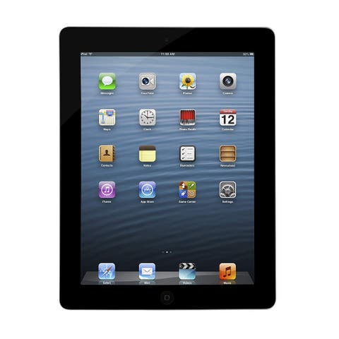 Apple iPad 3 Retina Display Tablet 64GB, Wi-Fi, Black (Refurbished)