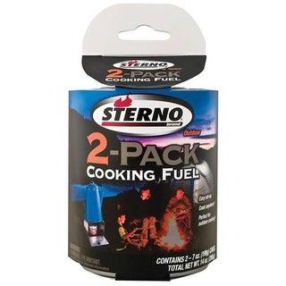 Sterno 310201 7oz. Sterno Gel - Pack of 2