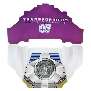 Transformers Unite Warriors UW-07 Bruticus Collector Coin - multi