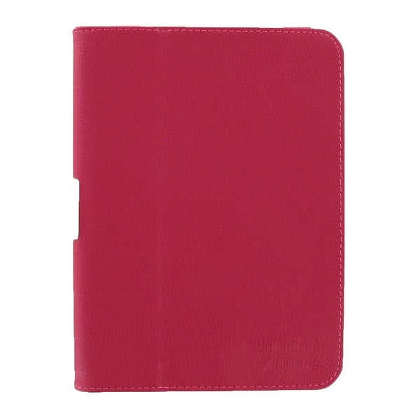 "Unlimited Cellular Leather Flip Book Case/Folio for Kindle Fire HD 7"" (2012 Vers"