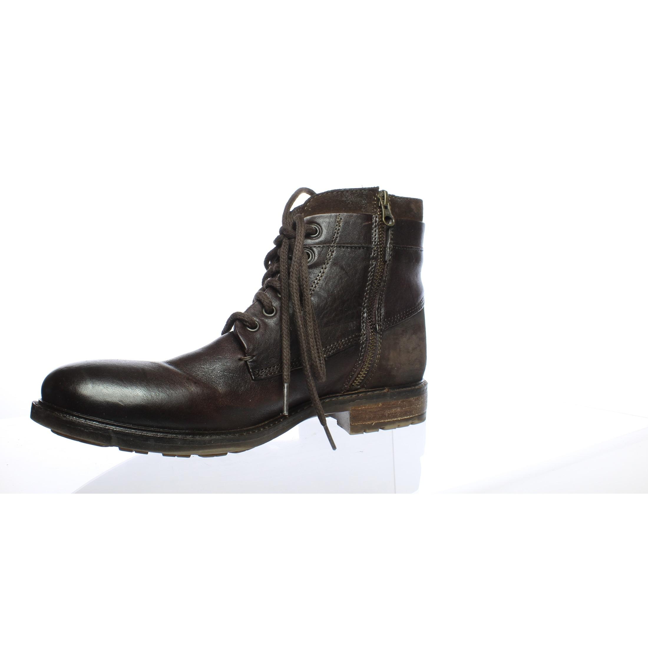 Steve Madden Men/'s Hardin Combat Boot