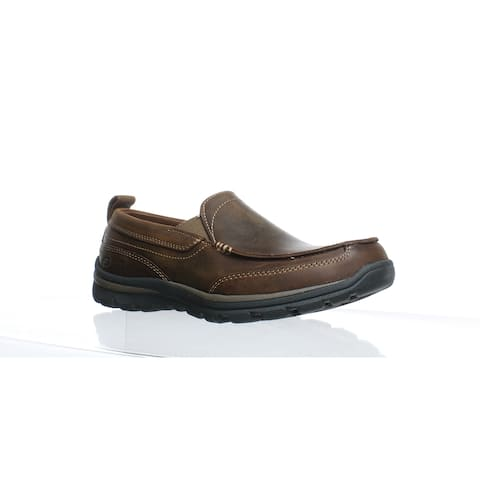 afe40d55940b08 Brown Skechers Men's Shoes | Find Great Shoes Deals Shopping at ...