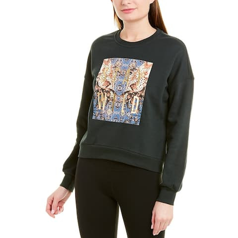 Betsey Johnson Stay Wild Pullover