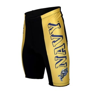 Adrenaline Promotions United States Naval Academy Cycling Shorts - united states naval academy