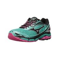 Mizuno Womens Wave Inspire 13 Running Shoes Signature Mesh