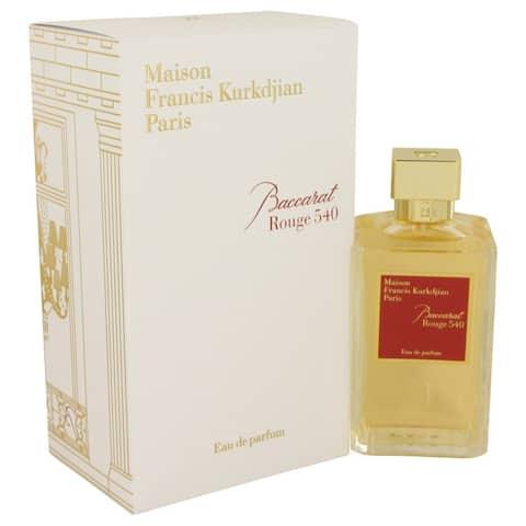 Baccarat Rouge 540 by Maison Francis Kurkdjian Eau De Parfum Spray 6.8 oz