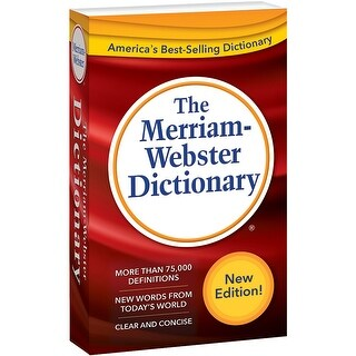 The Merriam Webster Dictionary