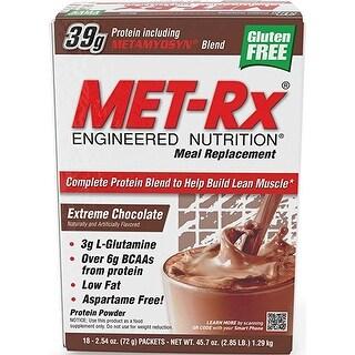MET-Rx Chocolate (Box of 18)