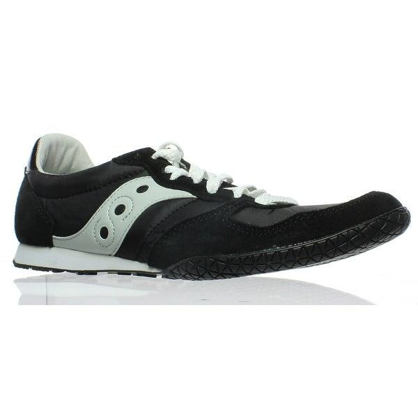 b9ece4ff95be Shop Saucony Mens Bullet-M Black Grey Fashion Sneaker Size 9.5 ...