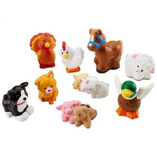 Little People(R) Farm Animals by Fisher Price(R) Toys