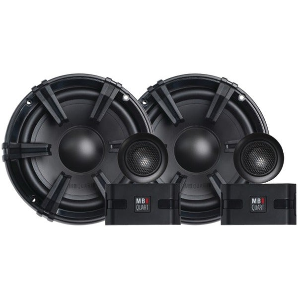 """Mb Quart Dc1-216 Discus Series 6.5"""" Component Speaker System With Tweeters"""