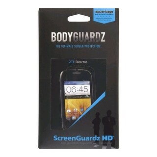 BodyGuardz - ScreenGuardz HD Dry Install for ZTE Director N850L