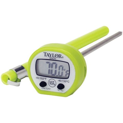Taylor 9840 Digital Instant Read Thermometer
