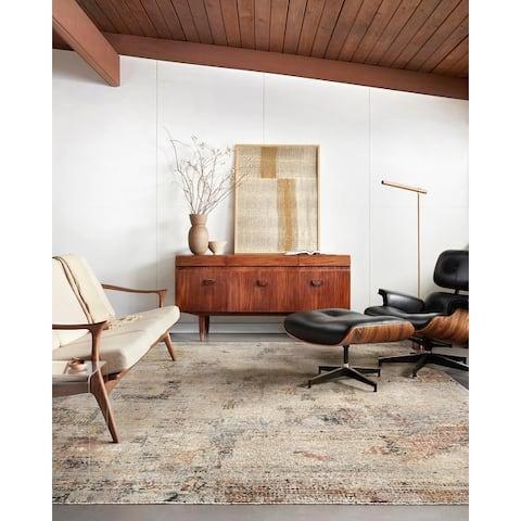 Alexander Home Alexis Modern Abstract Area Rug