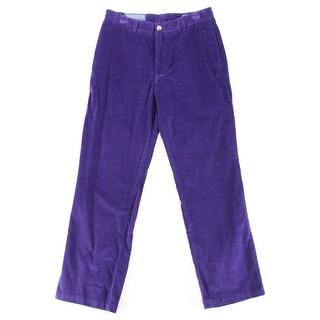 Vineyard Vines NEW Eggplant Purple Mens Size 30X30 Corduroys Pants