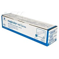 OEM Toner Cartridge for Konica Minolta MAGICOLOR 7450 - Cyan - 12K