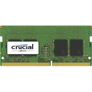 Crucial 8Gb Ddr4 2400 Mt/S (Pc4-19200) Sodimm 260-Pin Memory (Ct8g4sfs824a)