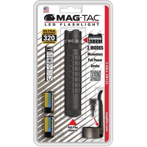 Mag instrument sg2lra6 magtac led flshlght blk crwn