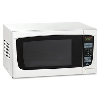 Avanti Mo1450tw - 1.4 Cu. Ft. White Electronic Microwave With Touch Pad