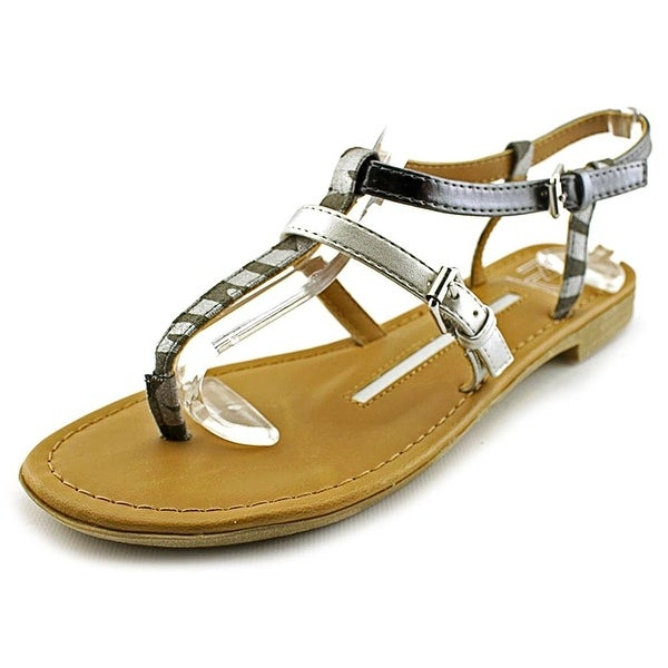 New Directions Womens WILDE Open Toe Casual Slingback Sandals
