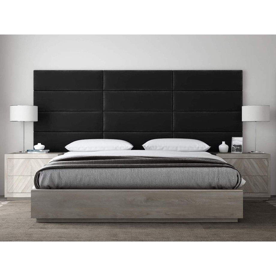 Shop Vant Upholstered Headboards Accent Wall Panels Plush