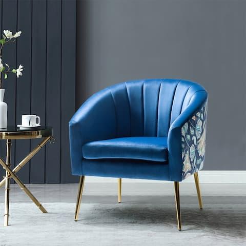 DARIA Barrel Chair