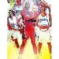 Basketball Poster Black Women WNBA (18x24) - Thumbnail 2