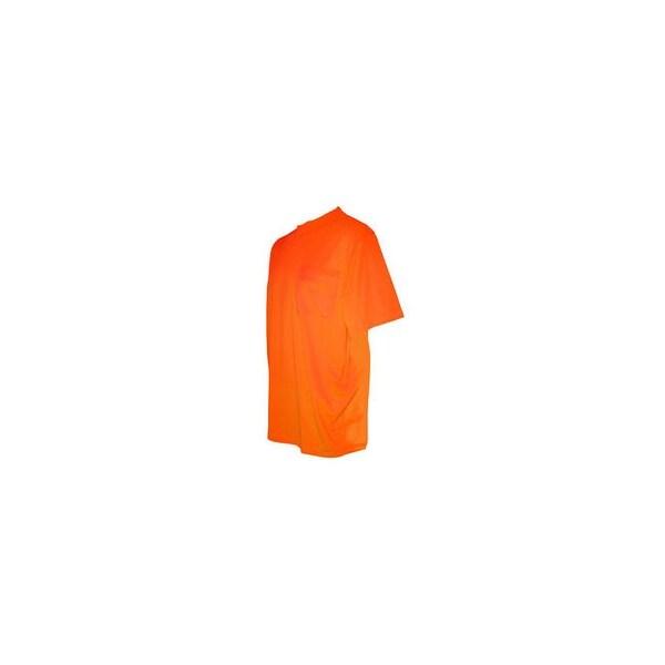 Cordova spv1303xl cor-brite tm orange t-shirt with pocket 3x-large