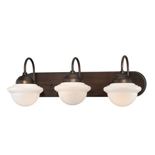 Millennium Lighting 5413 Neo-Industrial 3 Light Bathroom Vanity Light