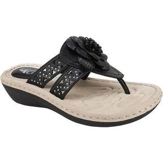 1fc941010bac Buy Cliffs By White Mountain Women s Sandals Online at Overstock ...