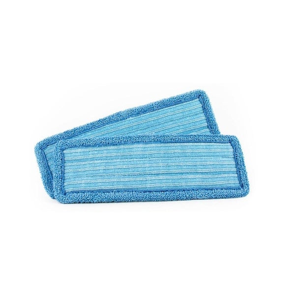 Nellie's Wow Mop Blue Wet Cleaning Replacement Pads