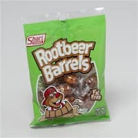Regent Products 36014 Hard Candy Root Beer Barrels - Pack of 12