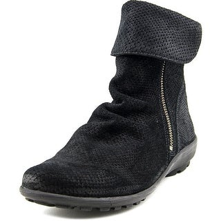 Walking Cradles Heist Round Toe Synthetic Ankle Boot