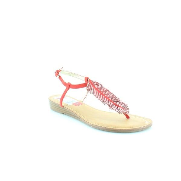 Carlos Santana Tenor Women's Sandals & Flip Flops Paprika