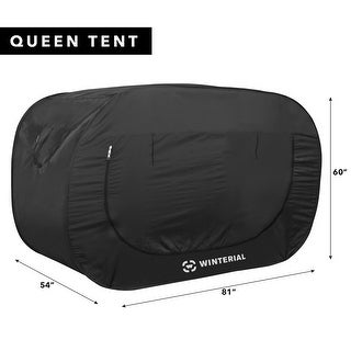 Winterial Pop Up Bed Tent (Large)