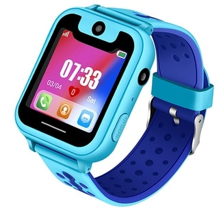 Link to Youth/Kids Smart Watch Game Watches Touch Screen Camera Watch  LBS Position Remote for Boys Girls Children Gifts Similar Items in Kids' Watches