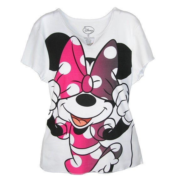 Disney Minnie Mouse Bow T Shirt