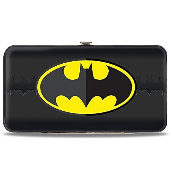 Buckle-Down Hinge Wallet - Batman