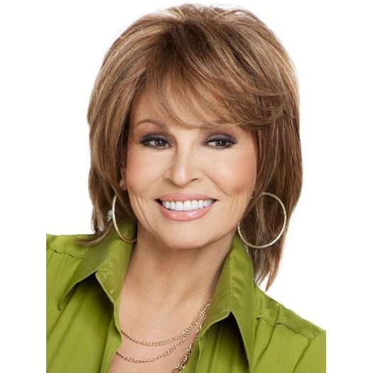 Shop On Cue by Raquel Welch Wigs - Human Hair, Hand Tied ...